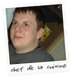 Chef de la Cuisine